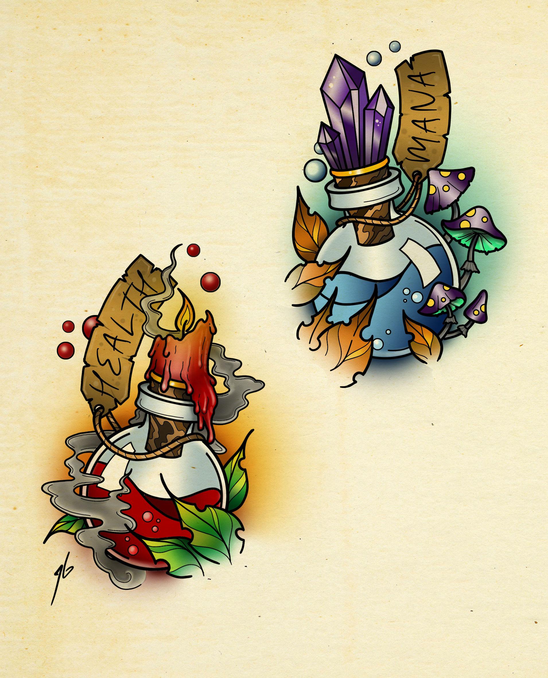 wayofart-Drawings